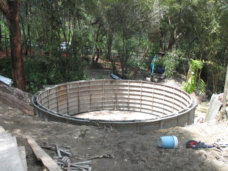 Concrete Tank Builder Melbourne Concrete Water Tanks Sydney & Concrete Rainwater Tanks Australia Commercial Water Tanks