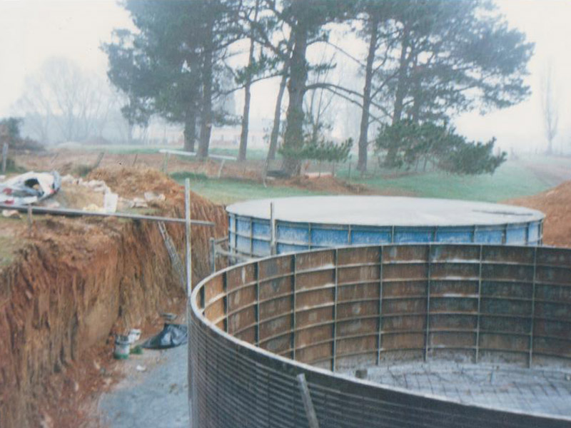 Concrete Rainwater Tanks Australia, Commercial Water Tanks