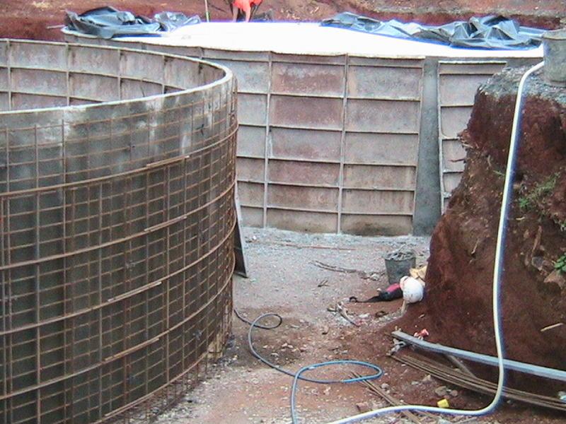 Concrete Rainwater Tanks Australia Commercial Water Tanks